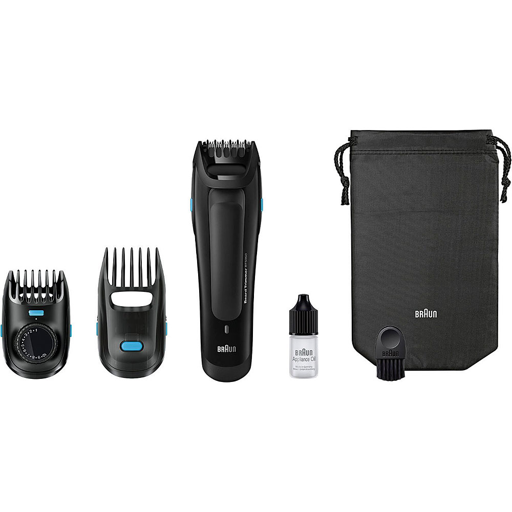 beard trimmer extra long remington men 39 s mustache and beard groomer maintain your beard. Black Bedroom Furniture Sets. Home Design Ideas