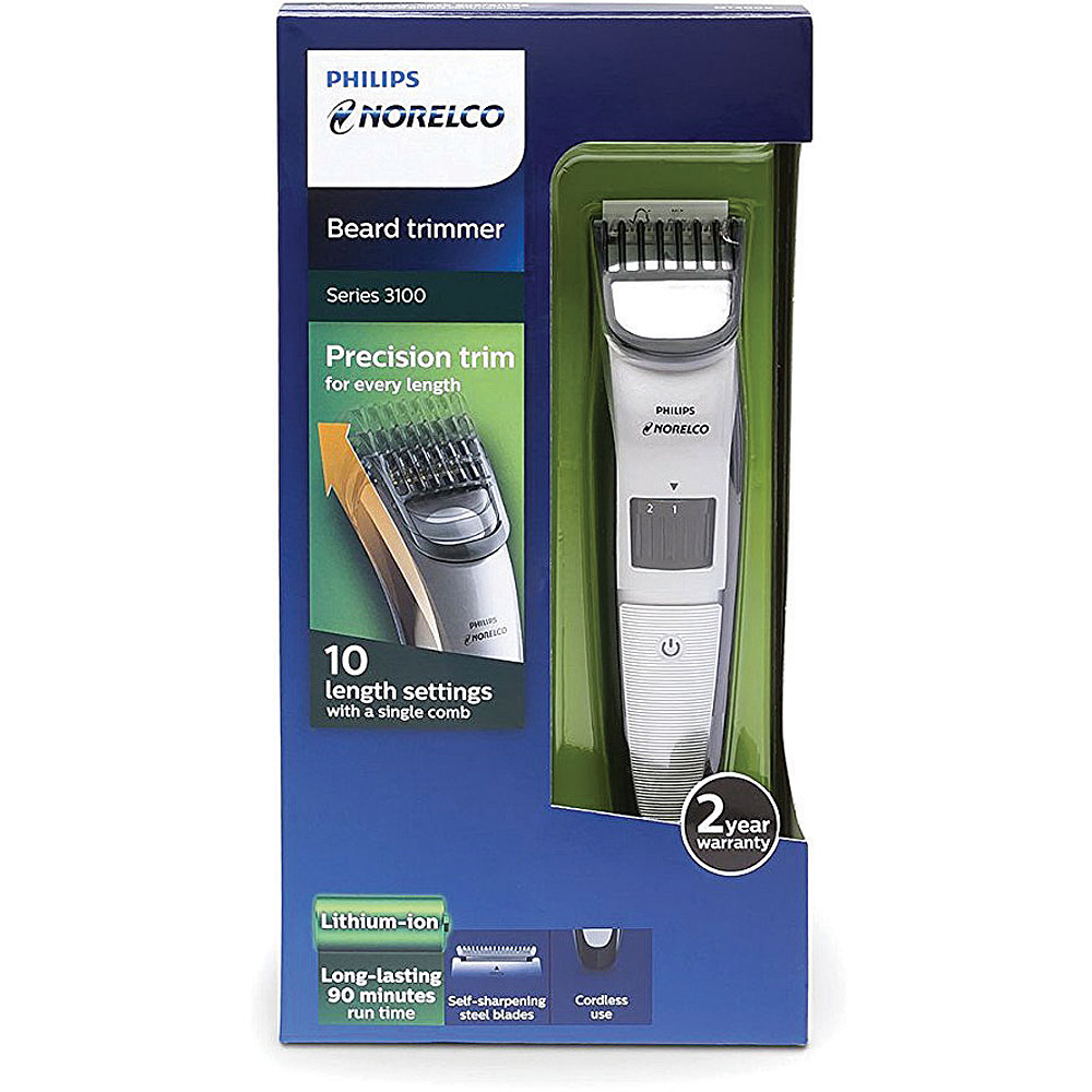 norelco 3500 beard trimmer reviews beardtrimmer 3500 beard stubble trimmer series 3000 philips. Black Bedroom Furniture Sets. Home Design Ideas